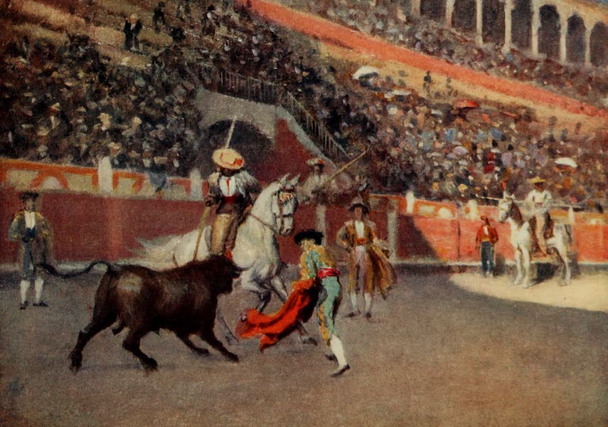 Southern Spain, Painted and Described - Malaga - A Picador (1908)