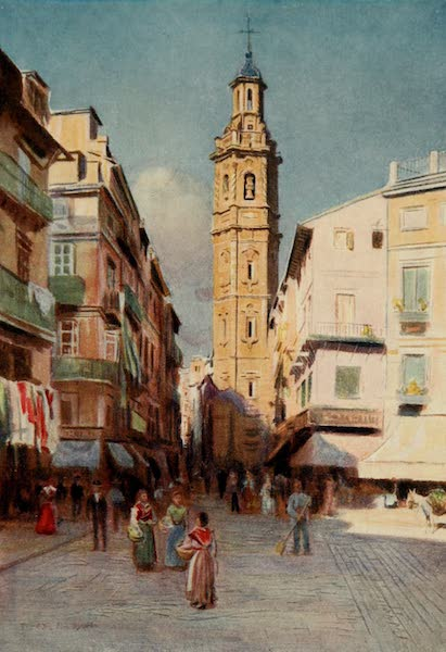 Southern Spain, Painted and Described - Valencia - Santa Catalina (1908)