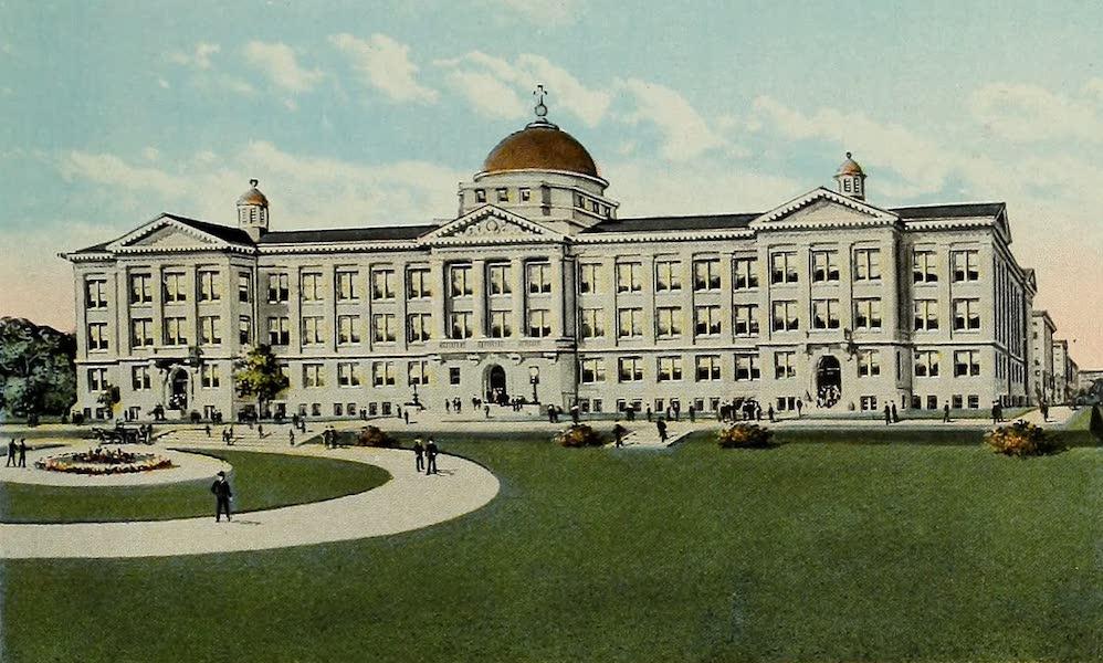 Souvenir Album of Jesuit Colleges and Universities - Canisius College, Buffalo, N.Y. (1918)