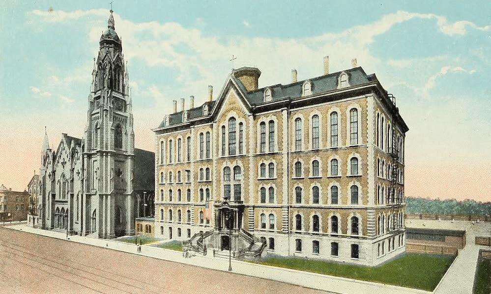 Souvenir Album of Jesuit Colleges and Universities - Loyola University, Chicago, Ill. (1918)