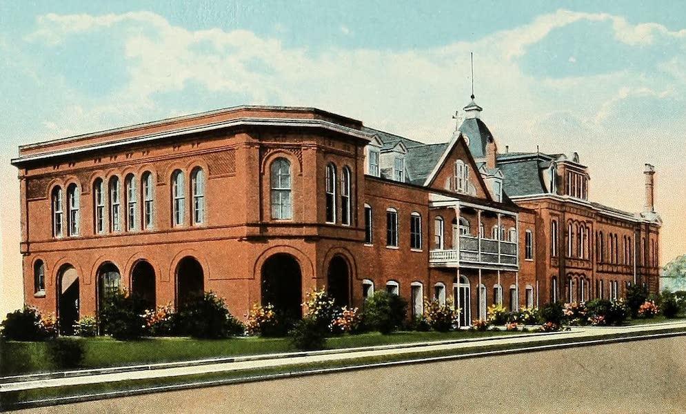 Souvenir Album of Jesuit Colleges and Universities - St. Mary's University, Galveston, Texas (1918)