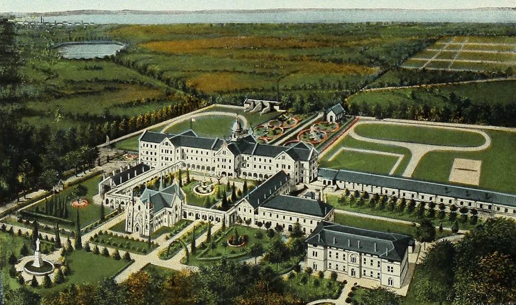 Souvenir Album of Jesuit Colleges and Universities - Spring Hill College, Mobile, Ala. (1918)