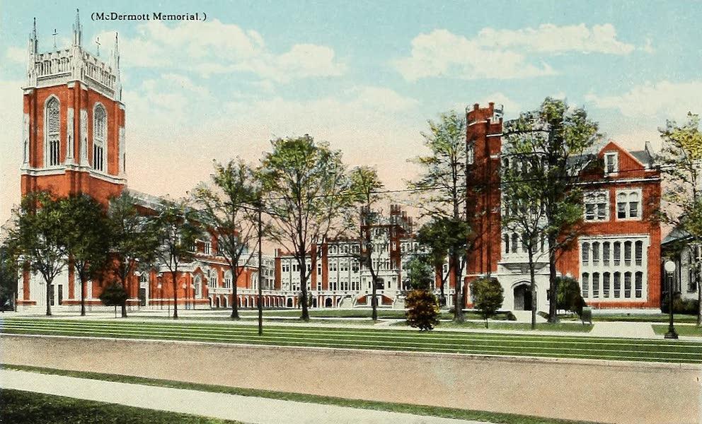 Souvenir Album of Jesuit Colleges and Universities - Loyola University, New Orleans, La. (1918)