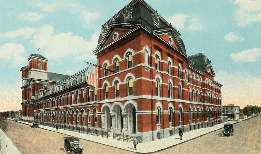 Souvenir Album of Jesuit Colleges and Universities - St. Joseph's College, Philadelphia, Pa. (1918)
