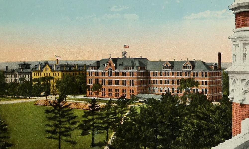 Souvenir Album of Jesuit Colleges and Universities - Campion College, Prairie du Chien, Wis. (1918)