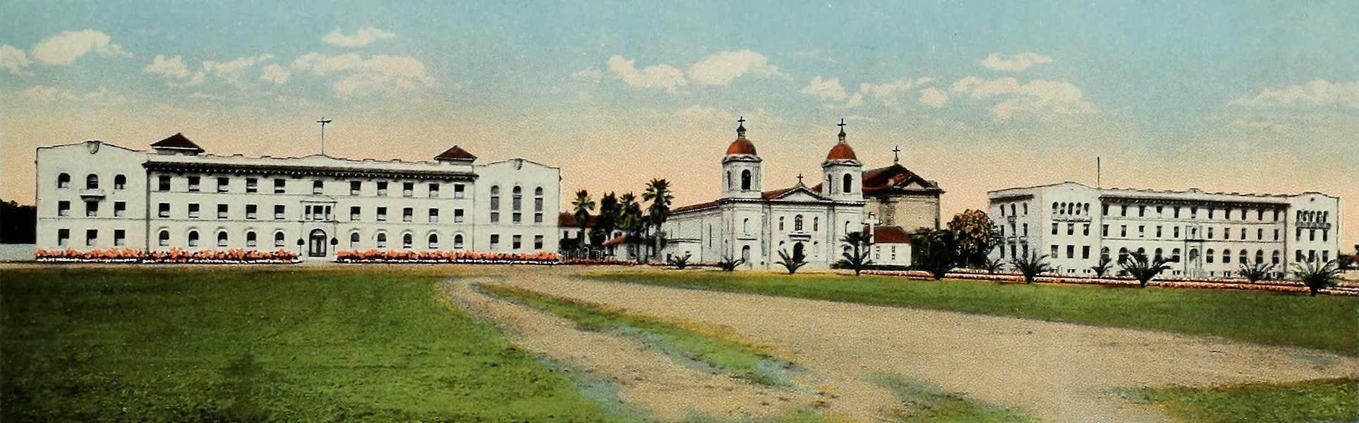Souvenir Album of Jesuit Colleges and Universities - University of Santa Clara, Santa Clara, Cal. (1918)