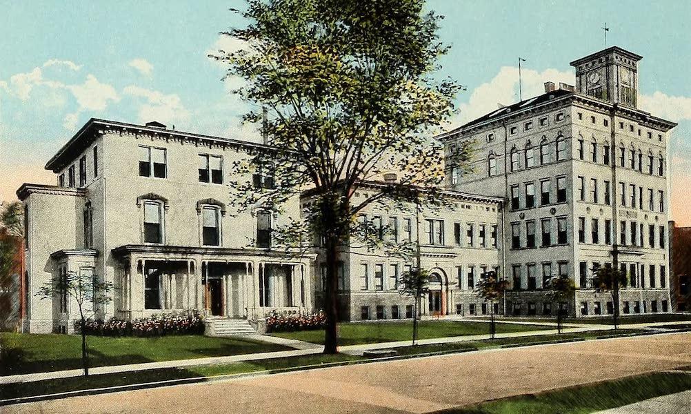 Souvenir Album of Jesuit Colleges and Universities - St. John's University, Toledo, Ohio (1918)