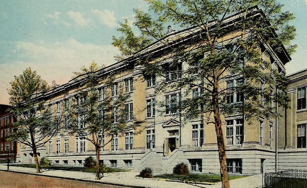 Souvenir Album of Jesuit Colleges and Universities - Gonzaga College, Washington, D.C. (1918)