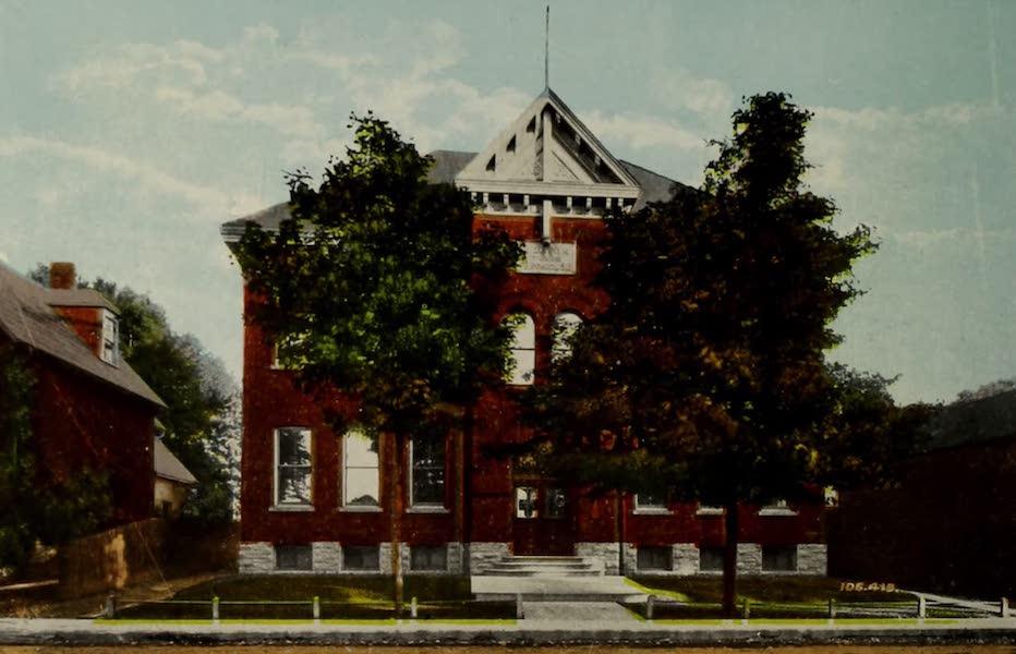 Souvenir of Brockville, Ont. - Horton School (1910)
