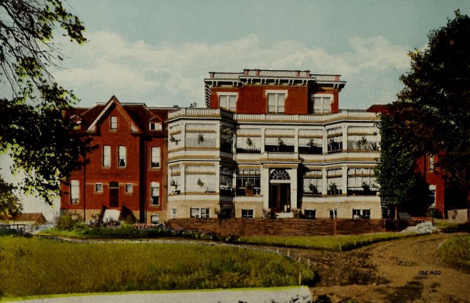 Souvenir of Brockville, Ont. - General Hospital (1910)