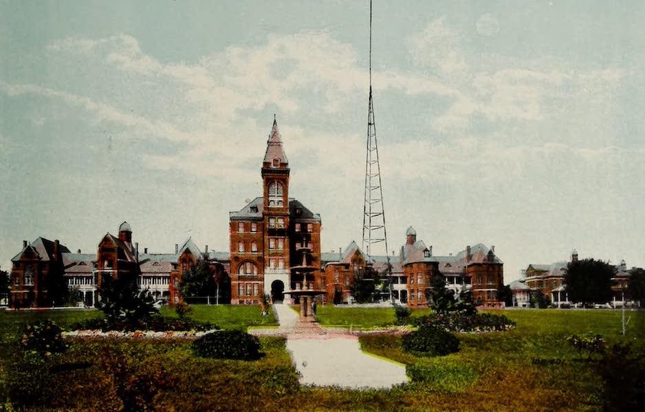 Souvenir of Brockville, Ont. - Eastern Hospital (1910)