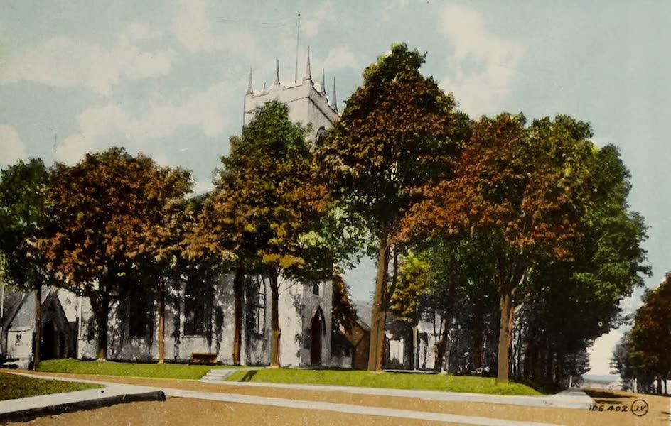 Souvenir of Brockville, Ont. - St. Peter's Church (1910)