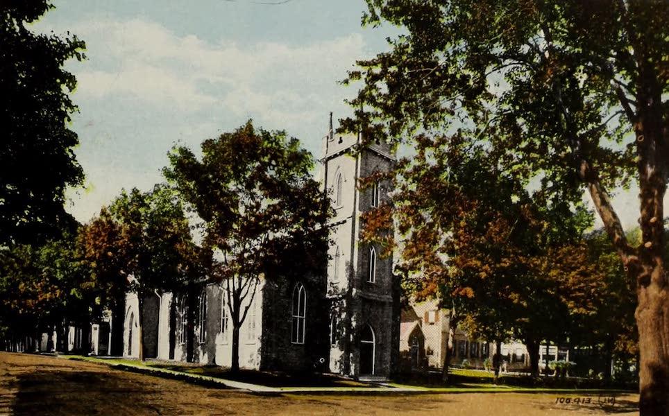 Souvenir of Brockville, Ont. - St. Paul's Church (1910)
