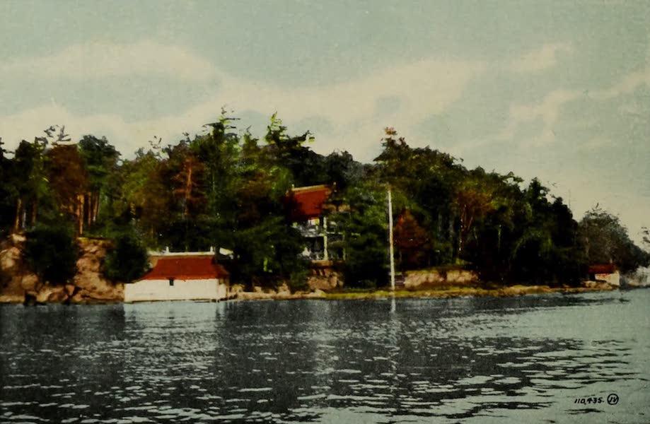 Souvenir of Brockville, Ont. - Hill Crest, near Brockville (1910)