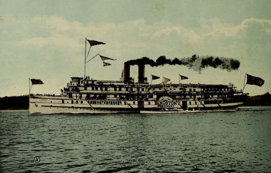 Souvenir of Brockville, Ont. - R. & O. Navigation Coy's Steamer