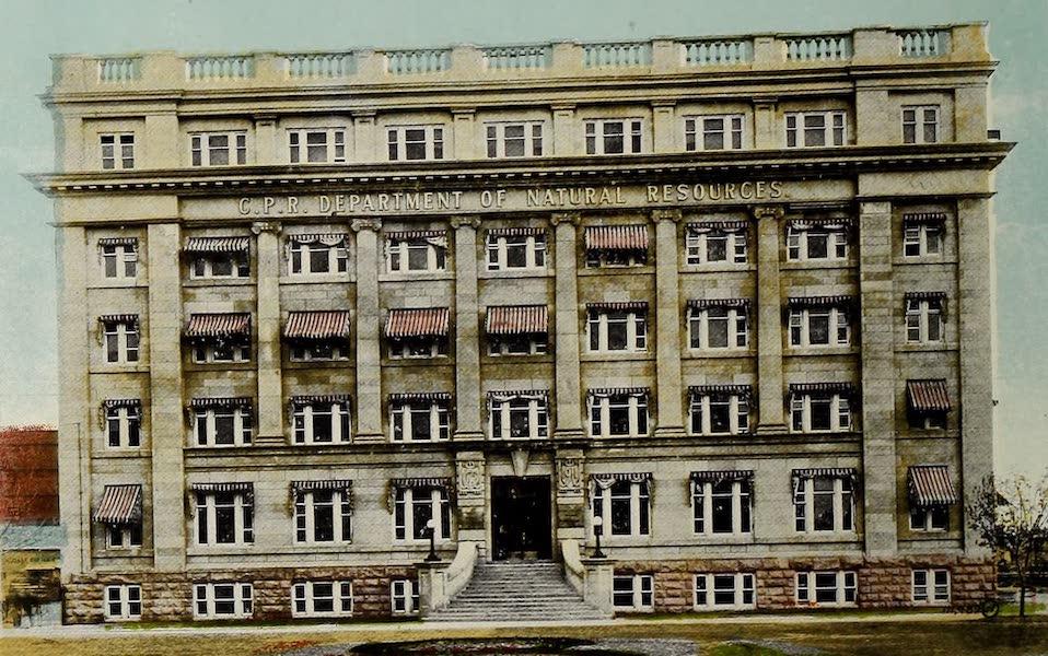 Souvenir of Calgary, Alta. - C.P.R. Department of Natural Resources (1912)
