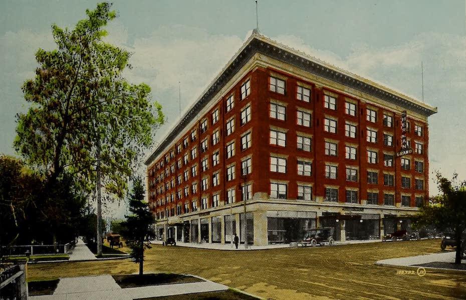 Souvenir of Calgary, Alta. - The Sherman Grand Block (1912)