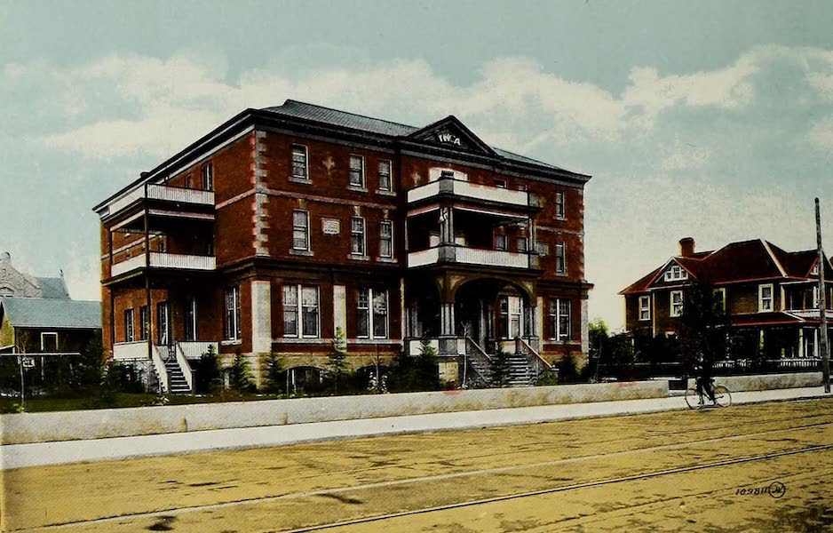 Souvenir of Calgary, Alta. - Y.W.C.A. (1912)