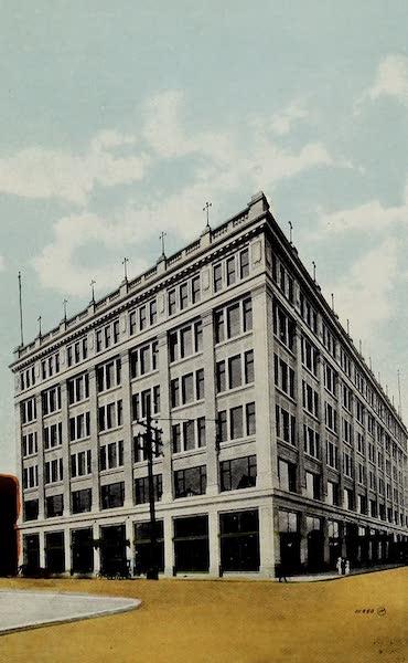 Souvenir of Calgary, Alta. - Hudson Bay Company's Store (1912)