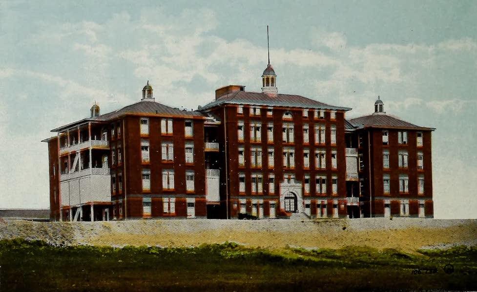 Souvenir of Calgary, Alta. - General Hospital (1912)