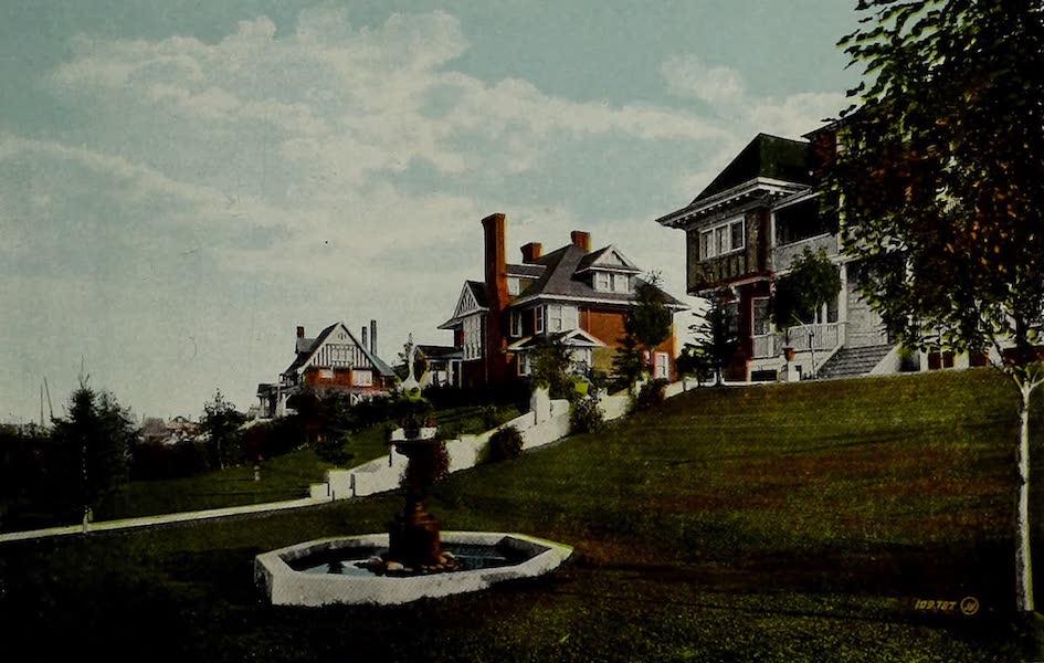 Souvenir of Calgary, Alta. - Residential Mount Royal (1912)