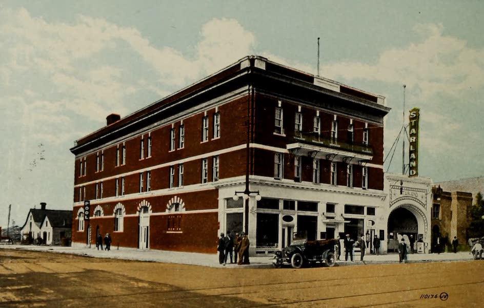 Souvenir of Lethbridge, Alta. - Alexandra Hotel (1910)
