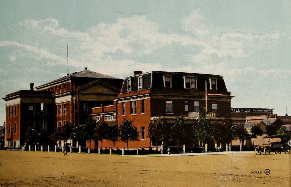 Souvenir of Lethbridge, Alta. - Chinook Club (1910)