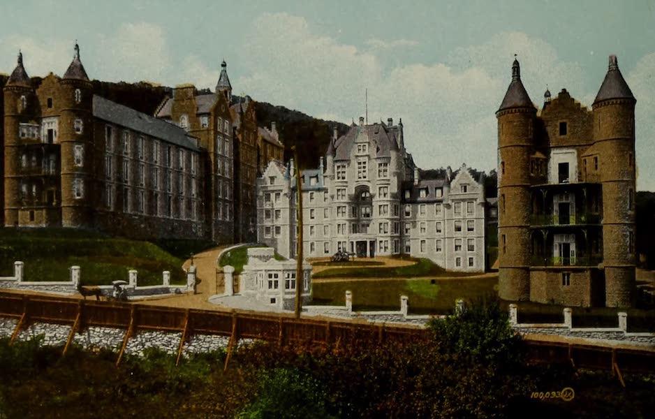 Souvenir of Montreal - Royal Victoria Hospital (1910)
