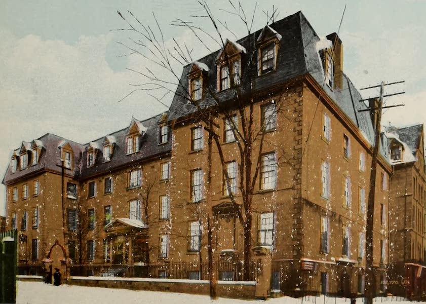 Souvenir of Montreal - Montreal General Hospital (1910)