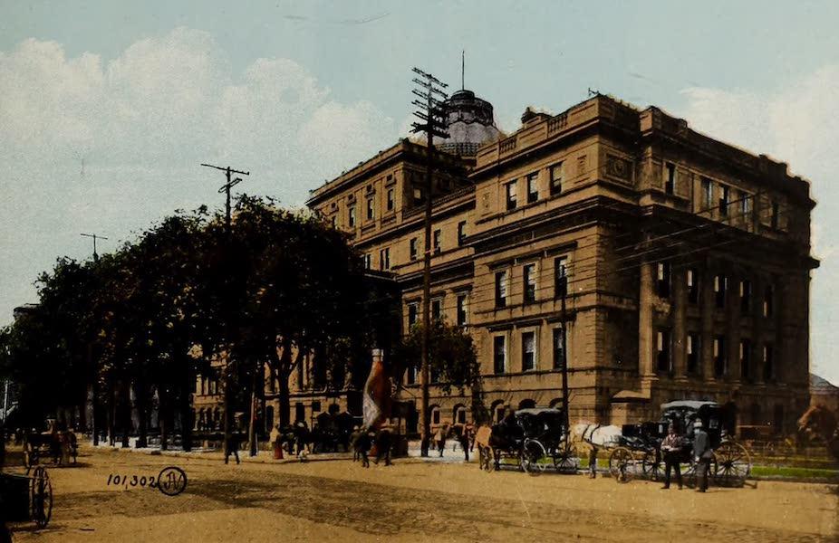 Souvenir of Montreal - Court House (1910)