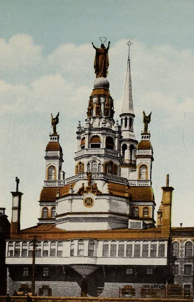 Souvenir of Montreal - Bonsecours Church (1910)