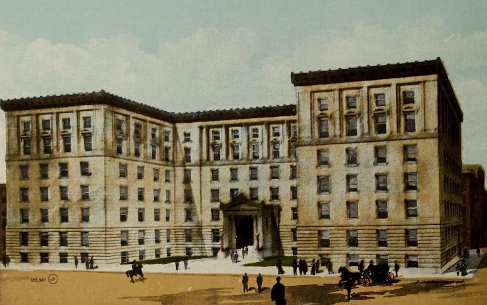 Souvenir of Montreal - Board of Trade Building (1910)