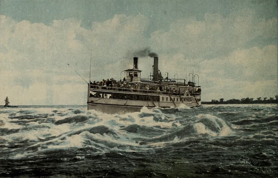 Souvenir of Montreal - Steamer