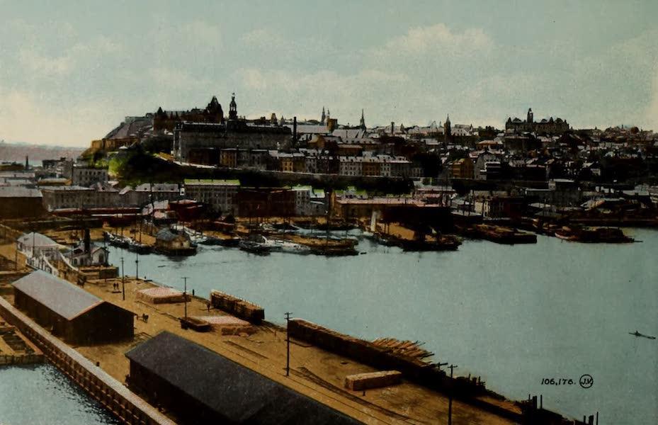 Souvenir of Quebec - General View (1910)
