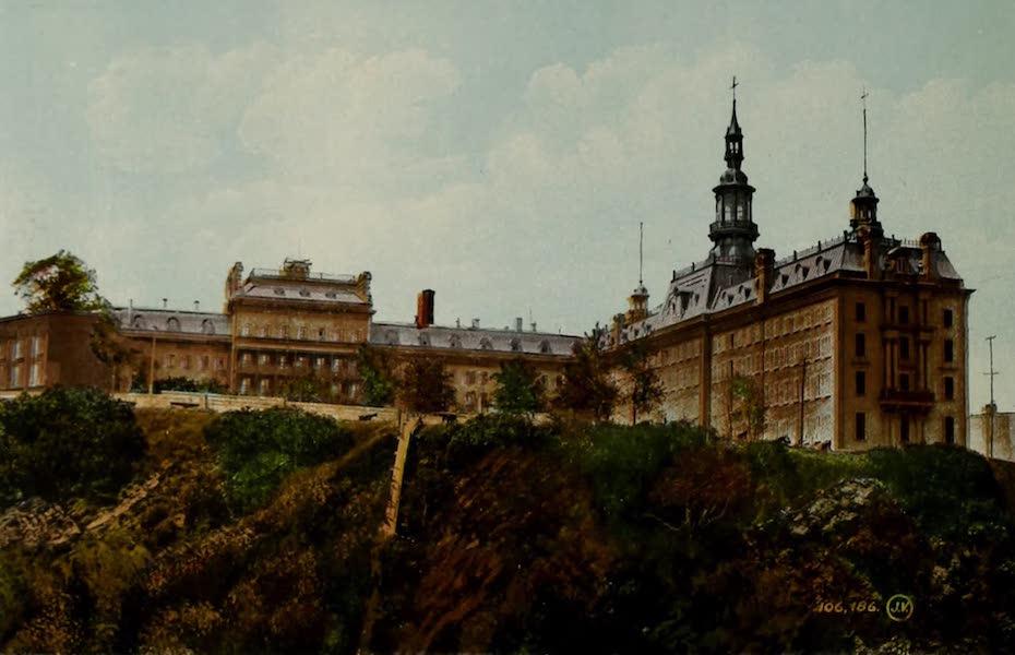 Souvenir of Quebec - Laval University (1910)