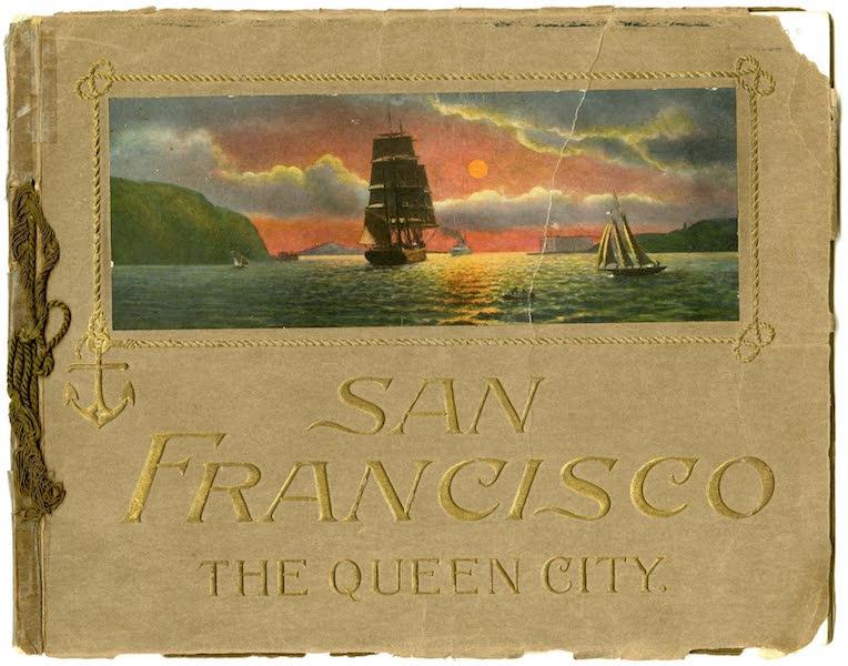 Souvenir of San Francisco, California - Front Cover (1914)