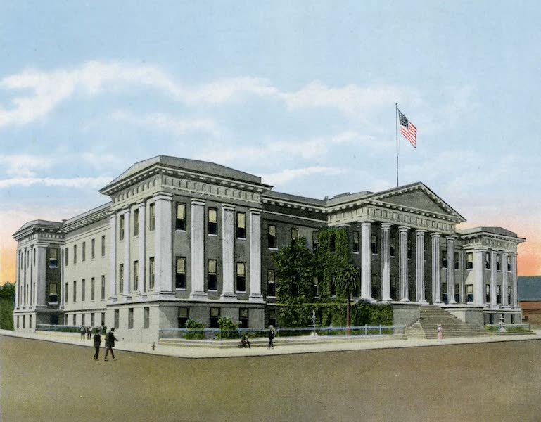 Souvenir of San Francisco, California - United States Mint (1914)