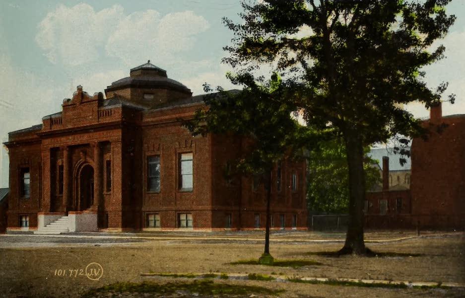 Souvenir of St. John N.B. - Free Public Library (1910)