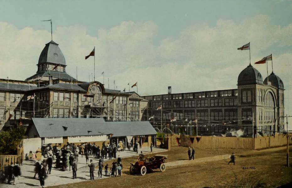Souvenir of St. John N.B. - Exhibition Buildings (1910)