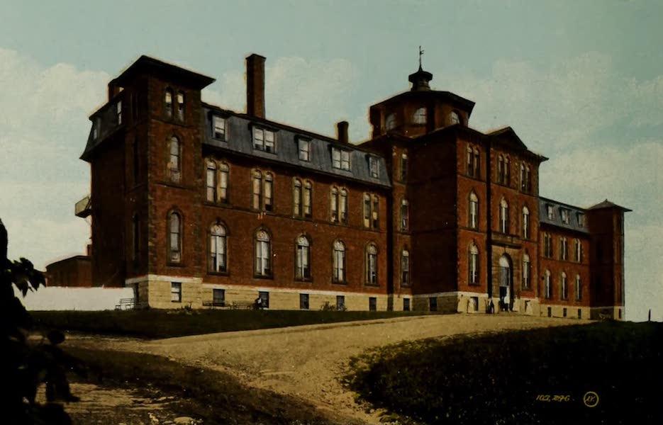 Souvenir of St. John N.B. - General Public Hospital (1910)