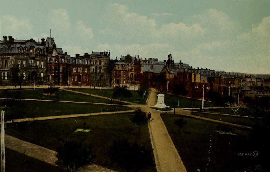 Souvenir of St. John N.B. - Queen Square (1910)