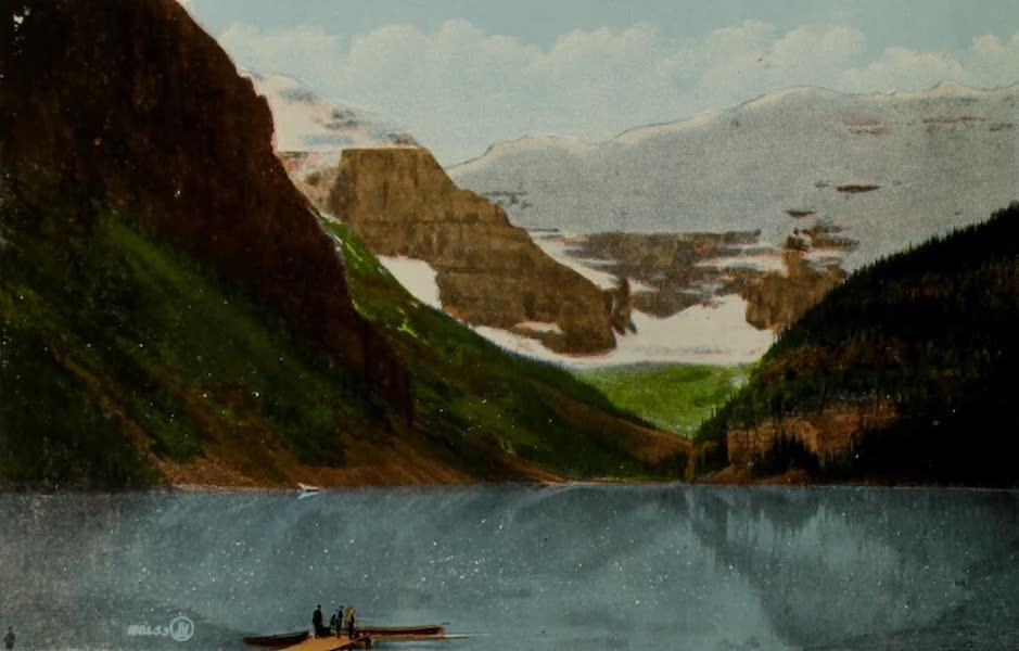 Souvenir of the Rockies [Canadian Rockies] - Lake Louise, Laggan (1910)