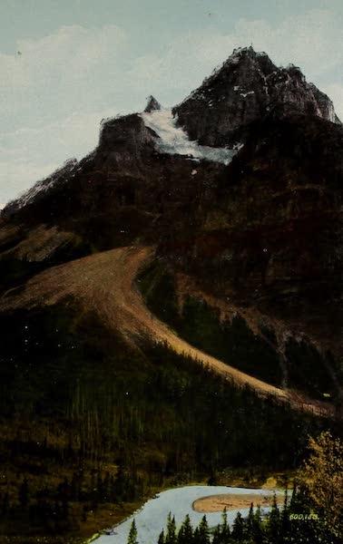 Souvenir of the Rockies [Canadian Rockies] - Mount Stephen (Alt. 10,523) (1910)