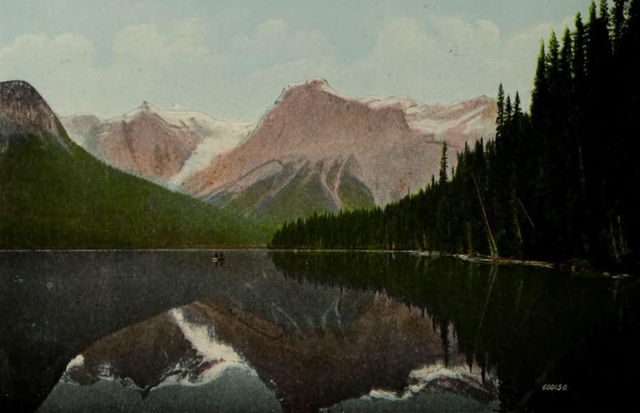 Souvenir of the Rockies [Canadian Rockies] - Emerald Lake (1910)