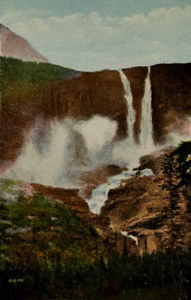 Souvenir of the Rockies [Canadian Rockies] - Twin Falls, Yoho Valley (1910)