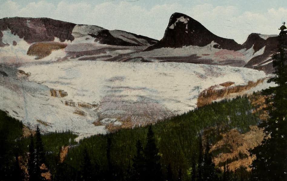 Souvenir of the Rockies [Canadian Rockies] - Waputekh Ice Fields, Yoho Valley (1910)