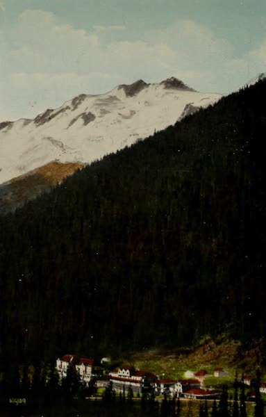 Souvenir of the Rockies [Canadian Rockies] - Glacier, B.C. (1910)