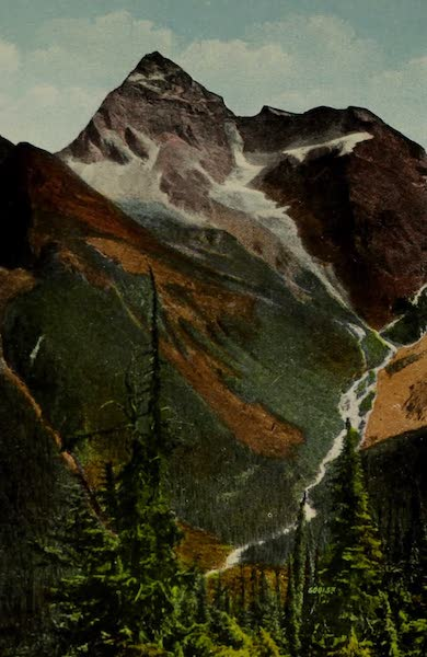 Souvenir of the Rockies [Canadian Rockies] - Mount Sir Donald (1910)