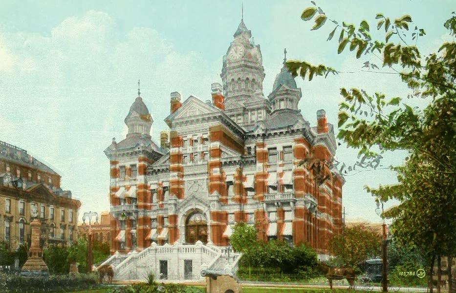 Souvenir of Winnipeg-Manitoba - City Hall (1911)