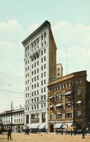 Souvenir of Winnipeg-Manitoba - McArthur Building (1911)
